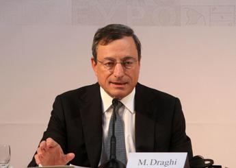 Borse europee chiudono positive sulle parole di Draghi, Milano su con Saipem