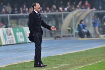 Allegri frena: Nessuna fuga scudetto, la Juve non ha ancora vinto niente