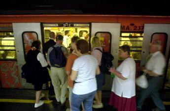 Roma, chiusa metro San Giovanni