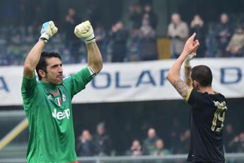 Buffon avverte il Napoli: La Juve non è quella dell'andata