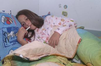 Virus invernali per 1,2 mln di bimbi 'under 6'