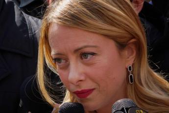 Arrestato lo stalker di Giorgia Meloni