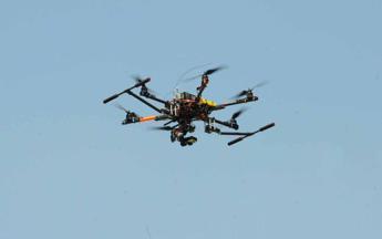 Droni contro i roghi della Terra dei fuochi