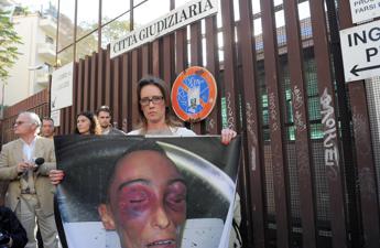 Cucchi, carabiniere in aula: Mi dissero che era stato massacrato dai colleghi