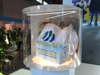 Più di 5 milioni di europei utilizzano sacchi in Mater Bi
