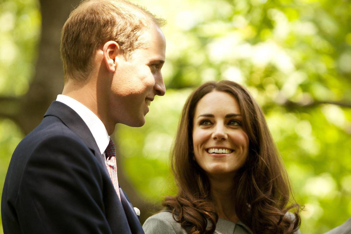 William e Kate iniziano incontri