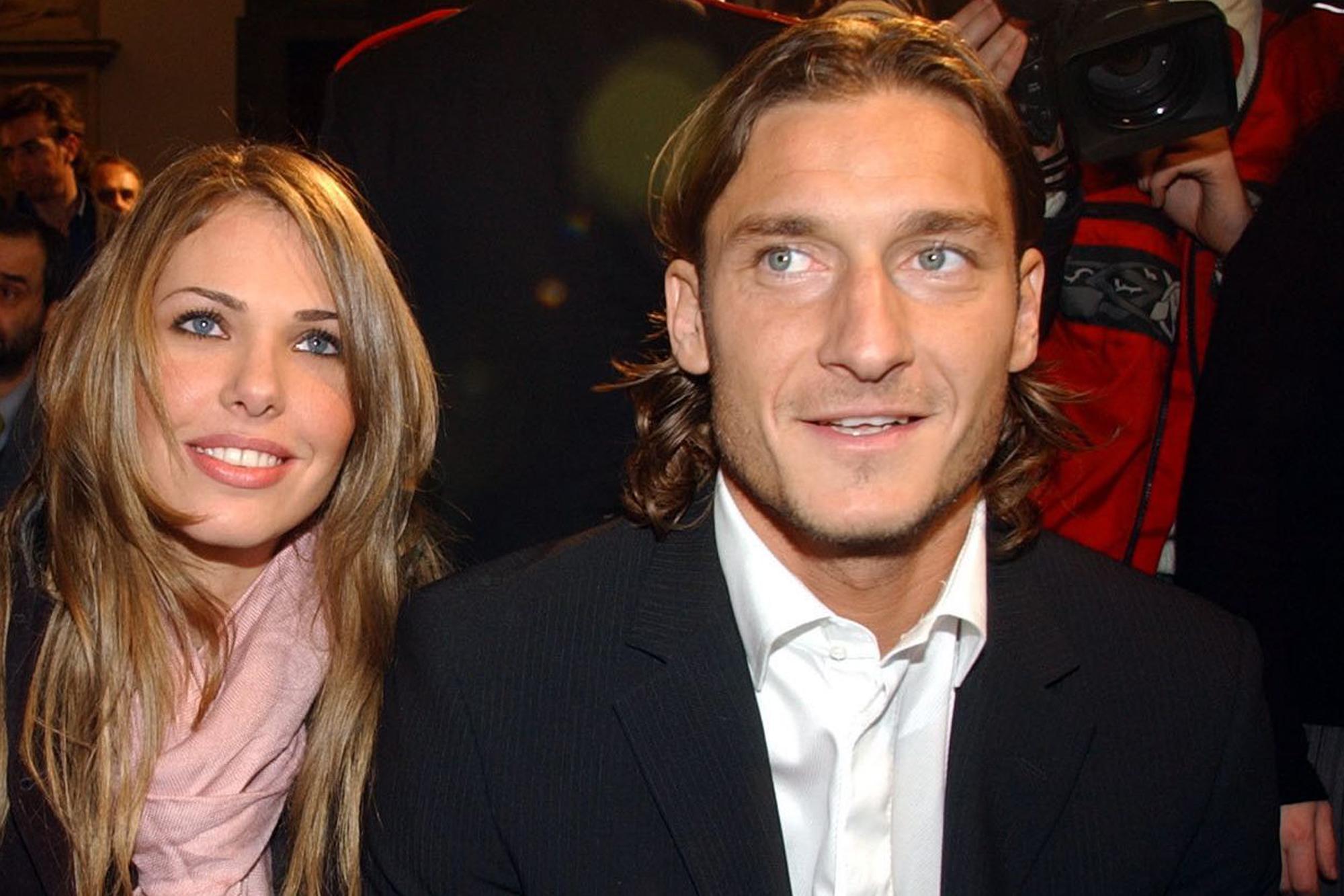 """Ilary Blasi choc: """"Spalletti subisce Totti, è un piccolo uomo"""