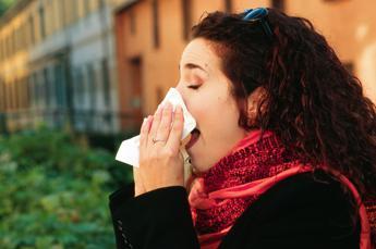 Rinite allergica 'ladra' di produttività, in Italia costa 7,3 miliardi