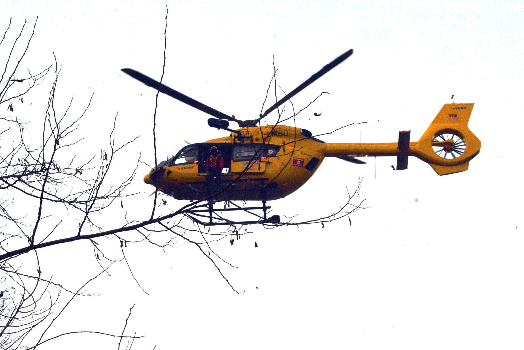 Precipita per 80 metri nel bellunese: morto escursionista 22enne