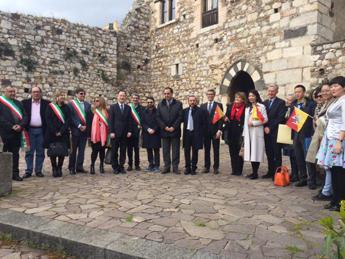 Concluso il viaggio in Sicilia della delegazione cinese del Cpaffc