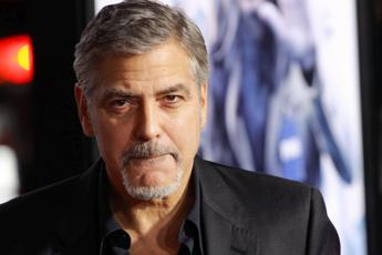 Incidente per Clooney in Sardegna