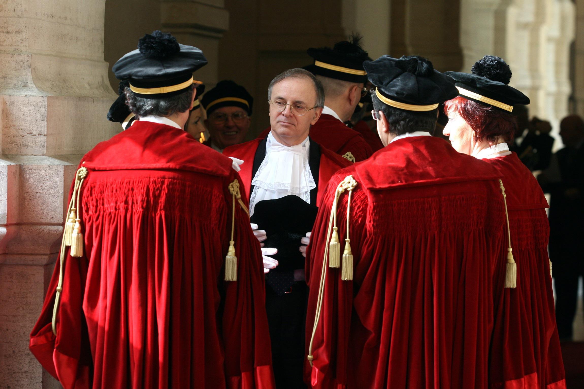"""Referendum, Davigo: """"Anm non si schiera, io starò zitto come Mattarella"""""""