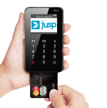 Arriva Jusp e lo smartphone diventa Pos per aziende e commercianti