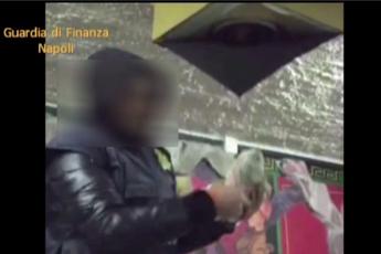 Operazione antidroga della Guardia di Finanza di Napoli, 34 misure cautelari /Video