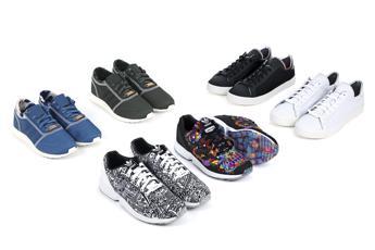 Italia Independent rilegge adidas Originals