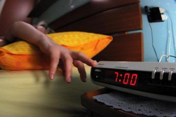 Addio sveglia, ora c'è la scossa per scendere dal letto