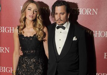 La moglie di Johnny Depp si dichiara colpevole di trasporto illegale