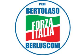 Roma, ecco il simbolo della lista Fi: ci sono i nomi di Bertolaso e Berlusconi