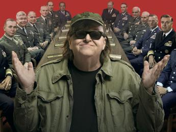 Michael Moore nelle sale con 'Where to invade next'