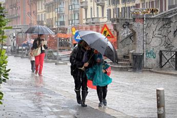 Igor alla riscossa, furia temporali al Centro-Nord