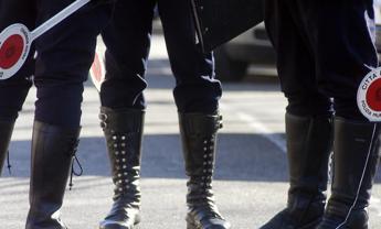 In fuga dai carabinieri dall'Emilia alla Toscana: preso dopo 120 km