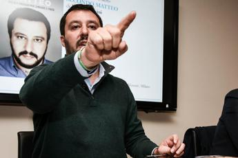 Berlino, Salvini: La Merkel in tempo di guerra sarebbe processata per alto tradimento