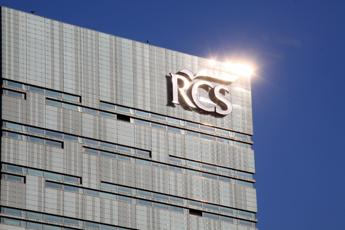 Rcs torna all'utile, nel 2016 risultato di 3,5 milioni