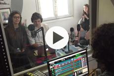 VoiceBook, 'on air & on line': la radio degli studenti che conquista il web