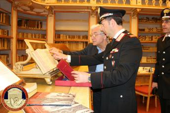 Lettera di Cristoforo Colombo recuperata dai Carabinieri, era nella Biblioteca del Congresso Usa /Video