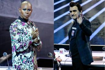 X Factor, resta solo Fedez: lasciano anche Elio e Skin. Rumors su Alvaro Soler