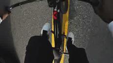 Acrobazie a Los Angeles con la BMX