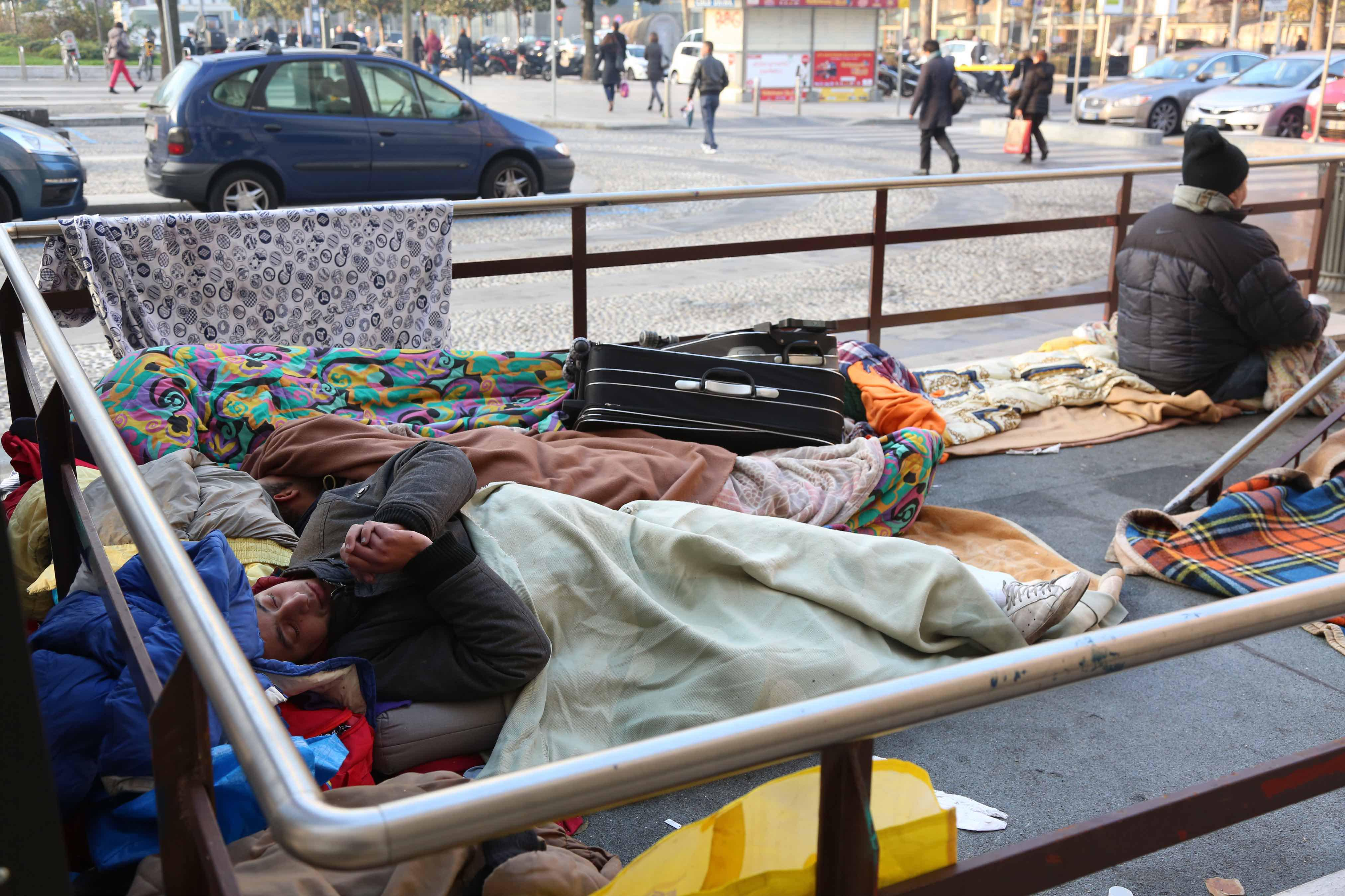 Povertà, in 10 anni raddoppiate le famiglie indigenti