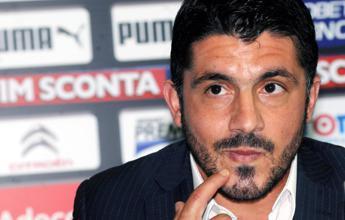 Gattuso: Con Benevento come una finale di Champions