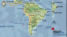 Droga, smantellato cartello Italia-Usa-Colombia