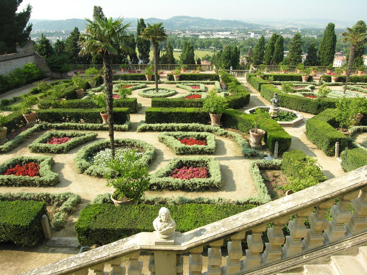 giardini storici italiani