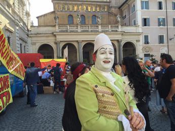 A Trastevere il Giubileo degli artisti dei circhi e degli spettacoli di piazza
