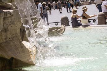 Roma Raggi ripensare riorganizzare percorsi centro storico turismo qualità'