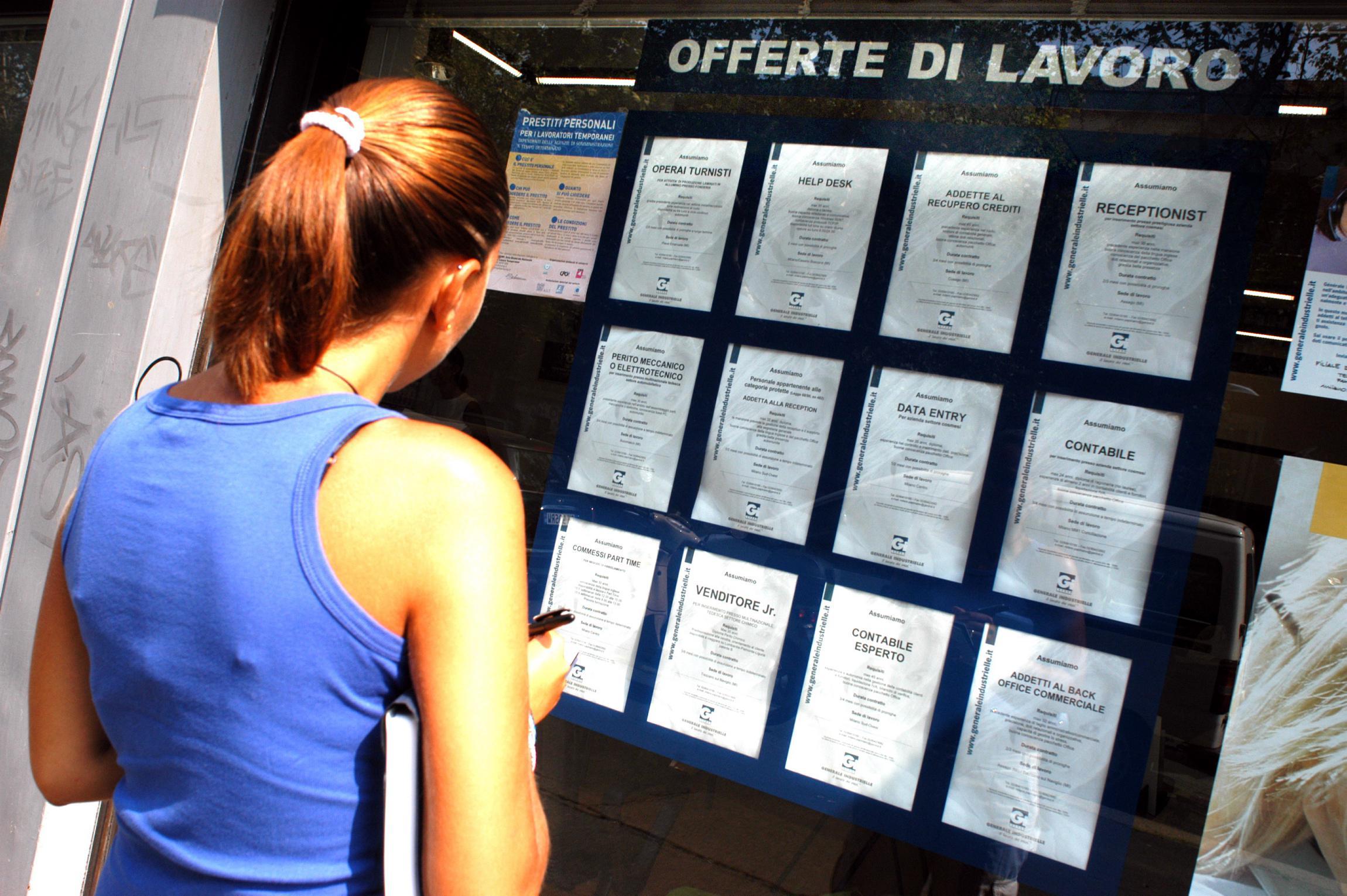 Disoccupati, in arrivo fino a 5mila euro per trovare lavoro