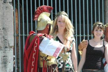 Roma, il 'centurione' Ciro: Da domani finalmente torneremo in centro
