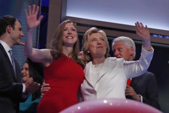 Hillary Clinton accetta la nomination democratica: