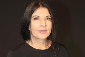Confessione choc di Marina Abramovic: