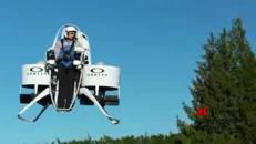 Ecco come volare tra i campi da golf