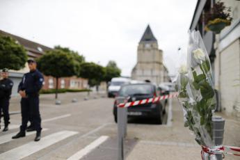 Identificato secondo terrorista Rouen, anche lui era schedato