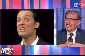 La vendetta di La Russa: Fiorello, anch'io ti so imitare /Video