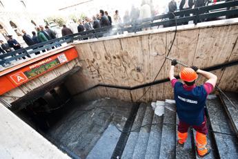 Riapre metro Repubblica