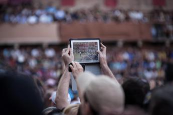 Palio Siena, scatta il piano di massima sicurezza in piazza del Campo