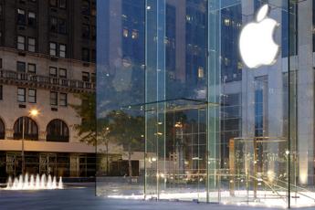 Ue stanga Apple: