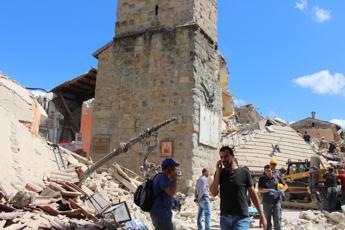 Terremoto, Mibact pubblica le prime immagini di danni al patrimonio /Foto