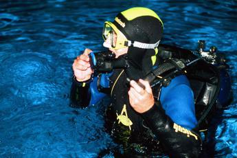 Palinuro (SA) - Tre sub dispersi durante immersione