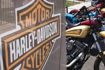Usa, a Harley-Davidson multa da 15mln Usd per centraline inquinanti